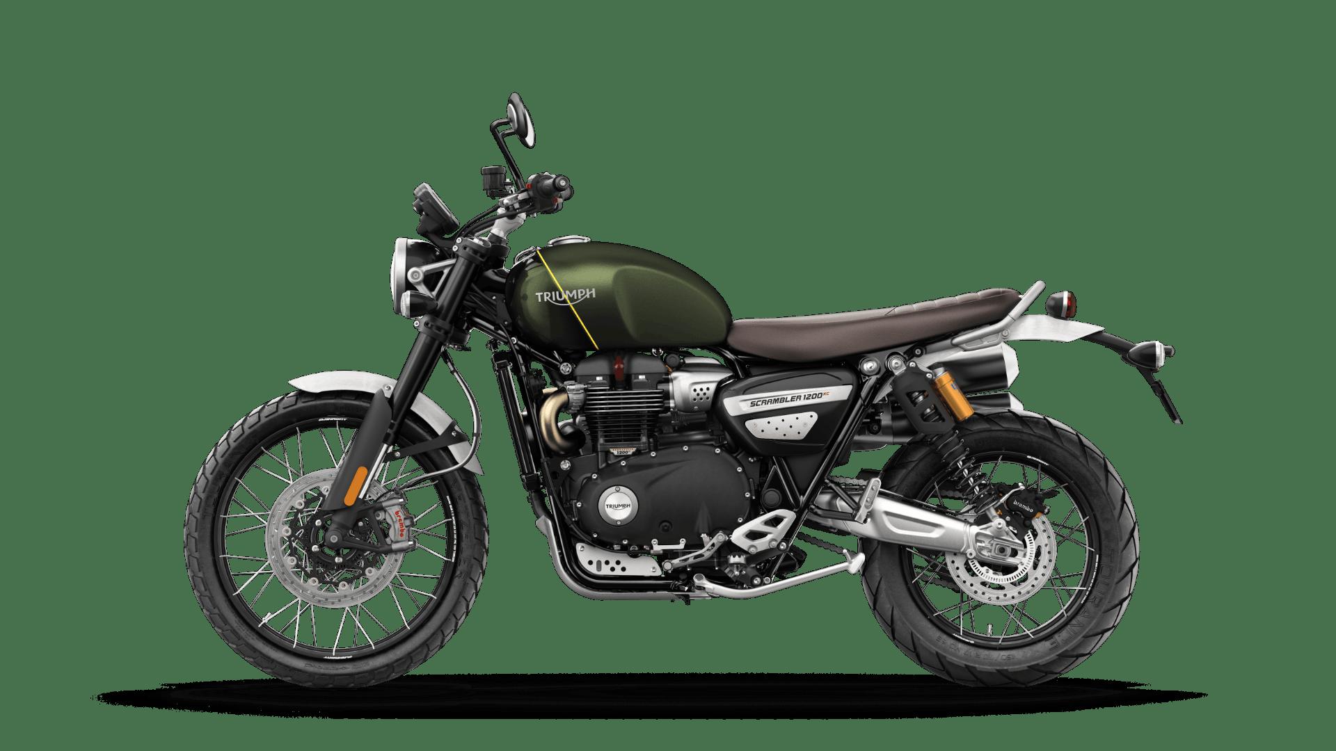 New 2019 TRIUMPH SCRAMBLER 1200 XC Motorcycle in Denver #19T26 | Erico Motorsports